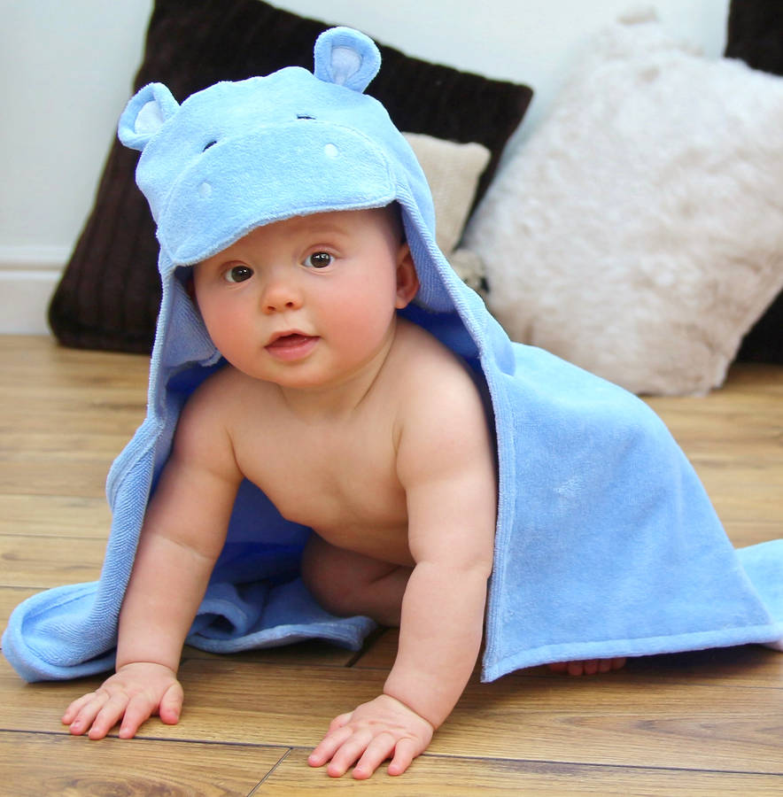Baby Towel, Personalized Towels